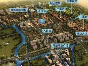 上海上海周边合悦江南配套图