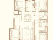 中骏天悦4室2厅2卫户型图
