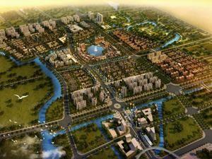 上海上海周边合悦江南效果图