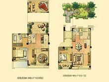 同济东时区别墅户型图