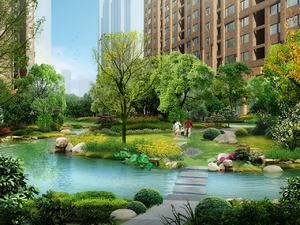 上海杨浦盛世御珑湾效果图