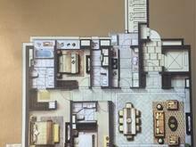 翡丽甲第3室2厅2卫户型图