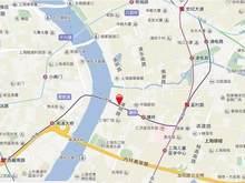 景瑞尚滨江交通图