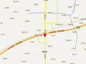 上海上海周边合悦江南交通图