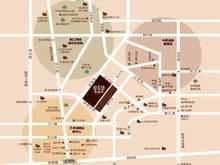 盛世御珑湾交通图
