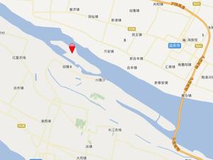 上海上海周边绿地长岛交通图