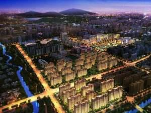上海松江国贸天悦规划图