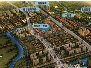 上海上海周边合悦江南规划图