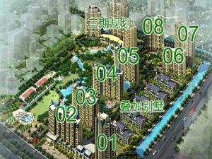 上海普陀中鹰黑森林规划图
