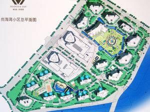 上海徐汇尚海湾豪庭规划图