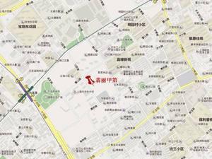 上海杨浦翡丽甲第交通图