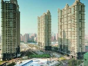 上海徐汇尚海湾豪庭效果图