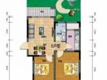 海悦馨苑3室2厅2卫户型图