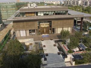 上海青浦绿地朱家角1号实景图