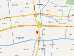 上海青浦金地佘山天境交通图