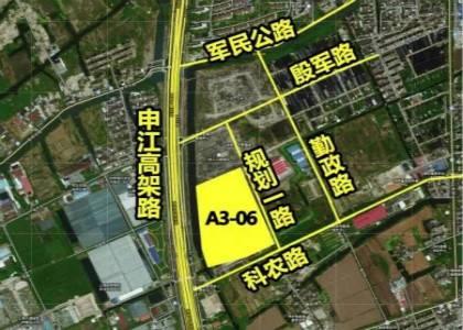 """重磅来袭!上海那两块""""租赁住房""""用地成交了!楼面价竟然6千不到!"""