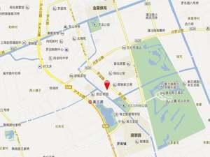 上海宝山大华兰湖天境交通图