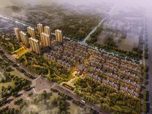 上海浦东保利艾庐规划图