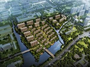 上海青浦中铁逸都规划图