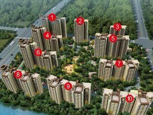 上海浦东凯德新视界规划图