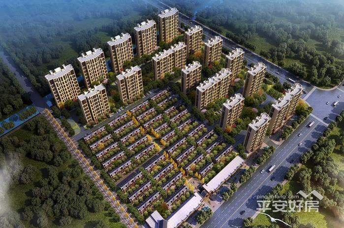 上海嘉定首创旭辉城效果图
