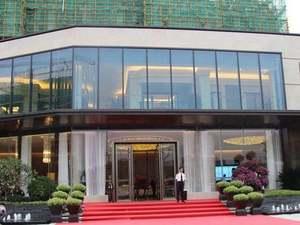 上海松江国贸天悦实景图