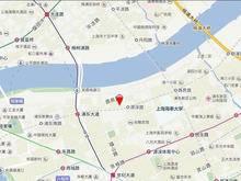 恒大滨江华府交通图