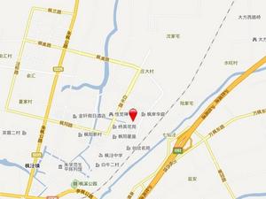 上海金山华丰格兰郡交通图