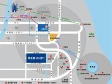 碧桂园浦东星作交通图