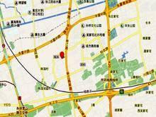 华发四季交通图