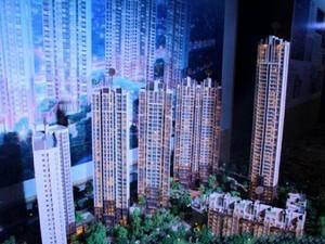上海浦东华发四季规划图