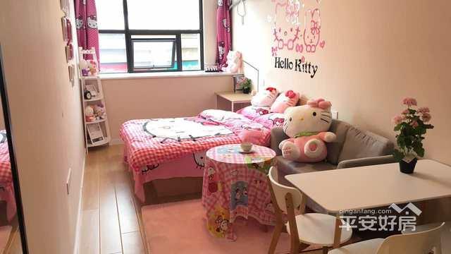 魔方公寓上海汽车城店